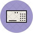 Keyboard Typing Board Icon