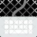 Keyboard Hardware Input Icon