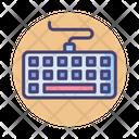 Keyboard Interface Control Controls Icon
