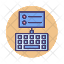 Keyboard Maping Controls Keyboard Icon