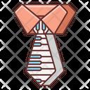 Keyboard Necktie Icon