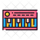 Keyboard Piano Piano Musical Instrument Icon