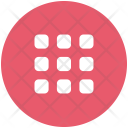 Keyboard Pin Button Icon