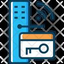 M Keycard Keycard Door Card Icon