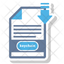 Keychain File Format Icon