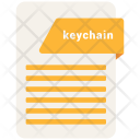 Keychain File Extension Icon