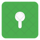 Keyhole Interface Essentials Icon