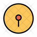 Hole Lock Safe Icon