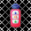 Car Smart Remote Icon