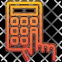 Keypad Control Panel Technology Icon
