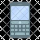 Phone Keypad Front Icon