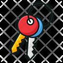 Keys Access Master Key Icon