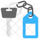 Car Keys Hotel Icon