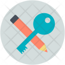 Keyword Secure Search Icon