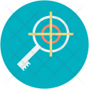 Keyword Targeted Audience Icon