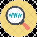Keyword Magnifier Optimization Icon