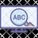 Keyword Optimization Seo Icon