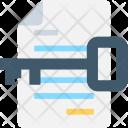 Keyword Icon