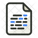 Keyword Seo Content Icon