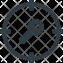 Keyword Tracking Find Icon