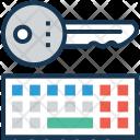 Keyword Keyboard Key Icon