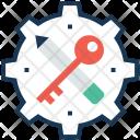 Keyword Meta Tag Icon
