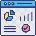 Keyword analysis Icon