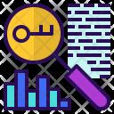 Keyword Search Engine Icon