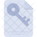 Encryption Code Secret Icon