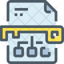 Keyword Marketing File Icon