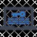 Keyword Generator Ability Management Icon