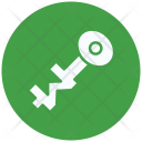 Keyword Key Paskey Icon