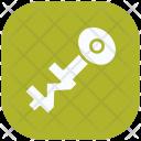 Keyword Key Pass Key Icon