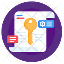 Keyword Keyword Planner Keyword Document Icon