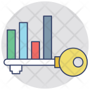 Keywords Ranking Web Icon