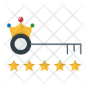 Keyword Ranking Marketing Icon