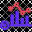 Keyword Rankings Optimization Keyword Icon