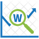 Keyword Research Seo Optimization Icon