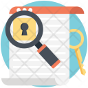 Keyword research Icon