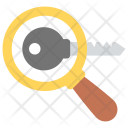 Keyword Research Search Icon