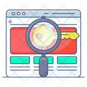 Keyword Search Keyword Planner Keyword Ranking Icon