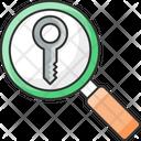 Keyword Search Icon