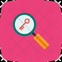 Keyword Search Tags Icon