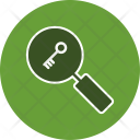 Keyword Search Tags Icon