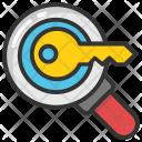 Keyword Searching Icon