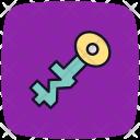 Keyword Seo Design Icon