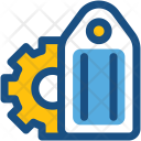 Keyword Setting Icon