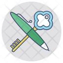Keyword Writing Icon