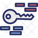 Analysis Analytics Keywording Icon