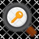 Keywords Keywording Keyword Icon
